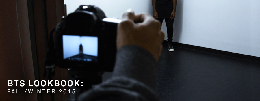 BTS: STEADY F/W 2015 LOOKBOOK
