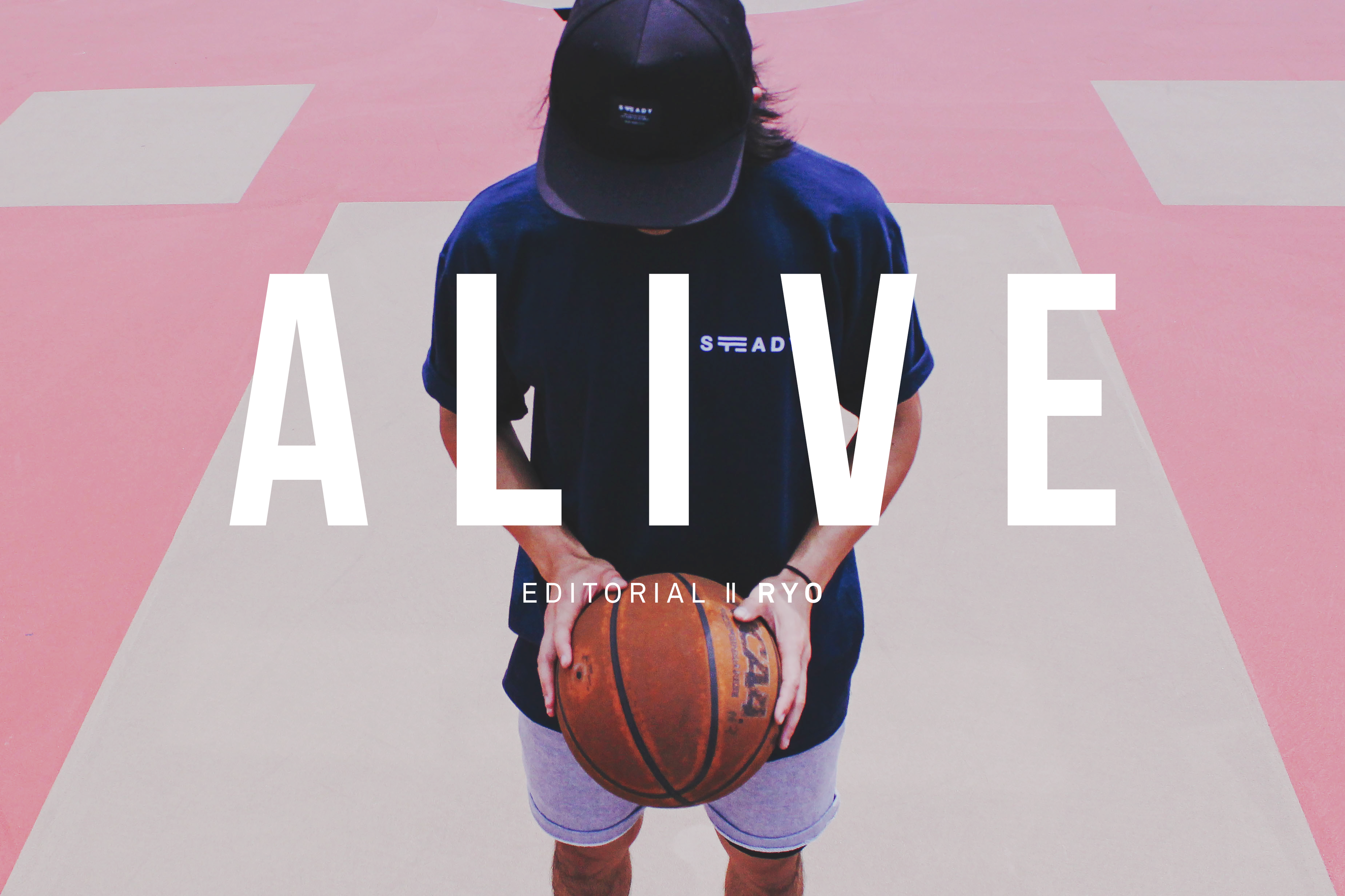 ALIVE: RYO FOR STEADY