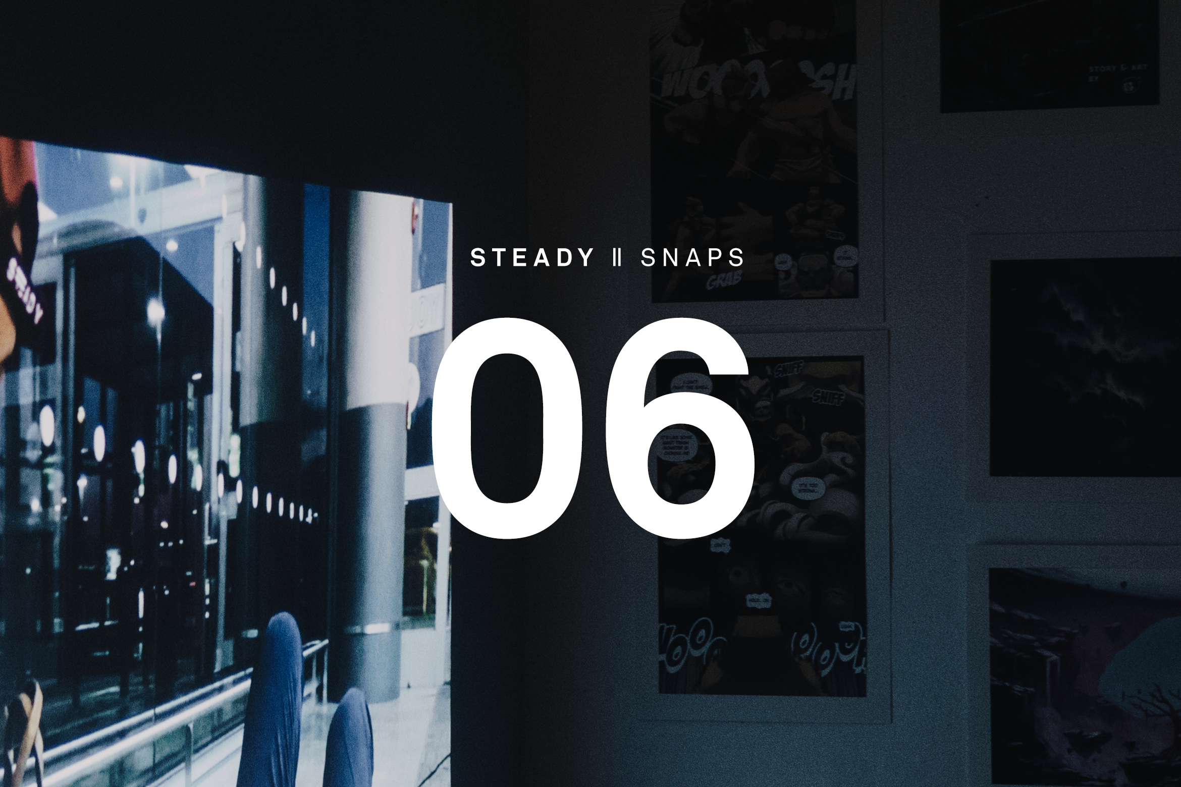 STEADY SNAPS: 06