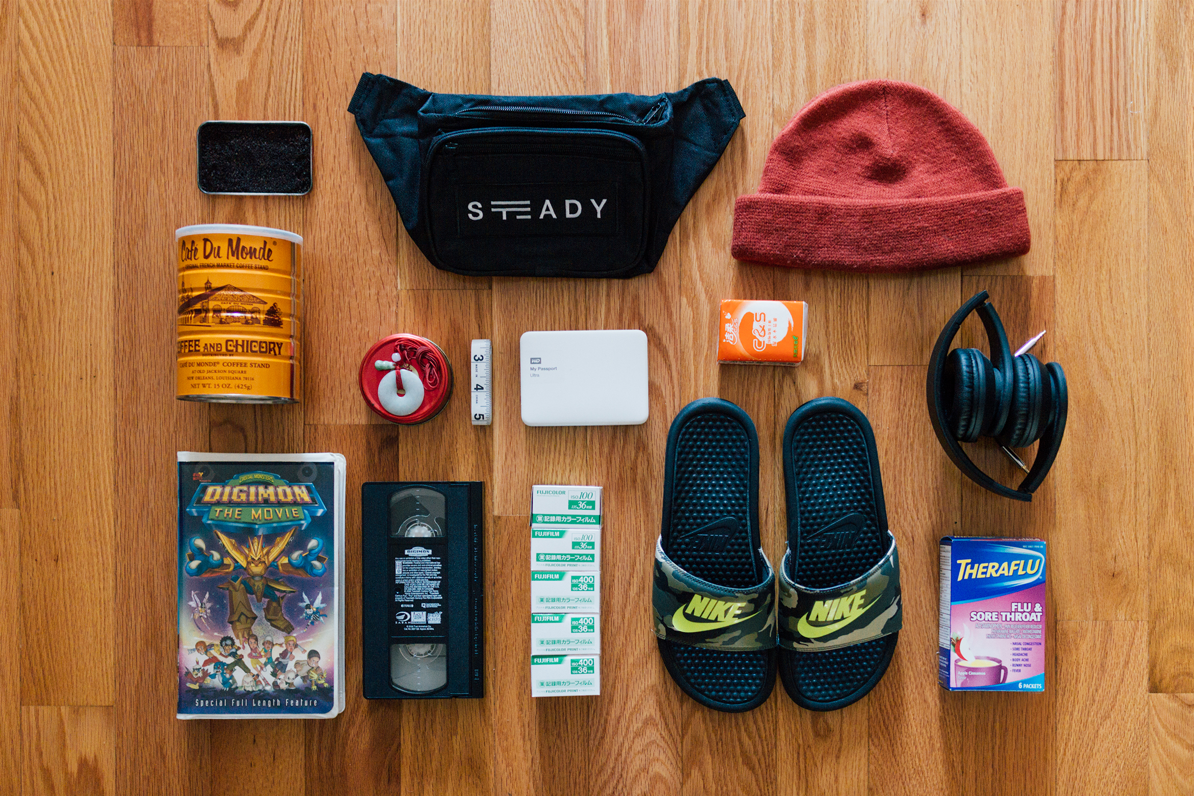 STEADY ESSENTIALS: CAL